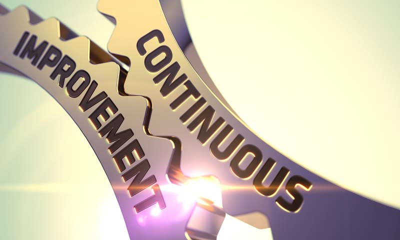 Continual Improvement Programs: Manufacturers shouldn't overlook these opportunities