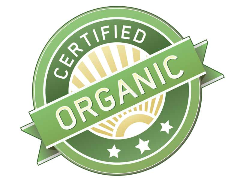 becoming organic certified