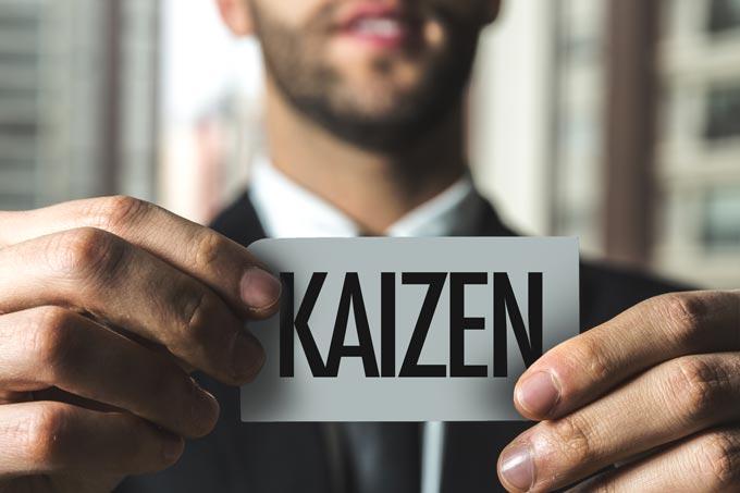 kaizen approach